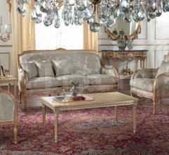 Трехместный диван 1725/D фабрика Galimberti Lino