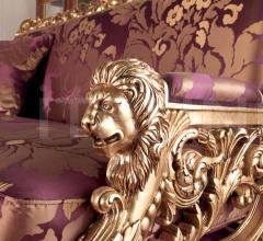 Трехместный диван 1646/D фабрика Galimberti Lino