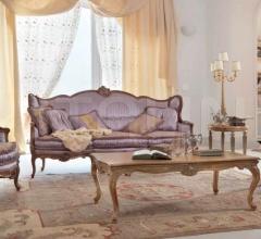 Трехместный диван 1303/D фабрика Galimberti Lino