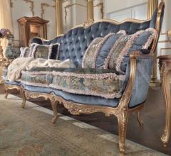 Трехместный диван 2303B/D фабрика Galimberti Lino