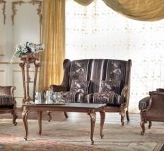 Двухместный диван 1732/D фабрика Galimberti Lino