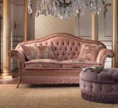 Трехместный диван 1662/D фабрика Galimberti Lino