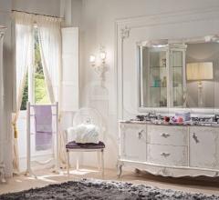 Итальянские аксессуары для ванной - Полотенцедержатель 384 фабрика Florence Art