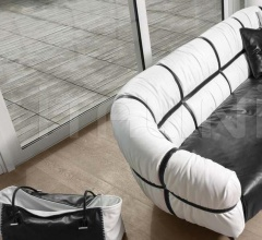 Итальянские аксессуары для интерьера - Интерьерная сумка Charlotte B03 фабрика Gamma Arredamenti