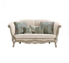 Двухместный диван CR.212 фабрика Stella Del Mobile