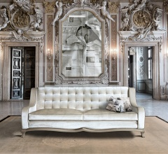 Трехместный диван CR.222 фабрика Stella Del Mobile