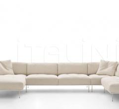 Модульный диван Rod system фабрика Living Divani