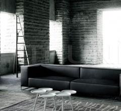 Модульный диван Wall2 фабрика Living Divani
