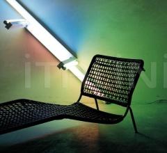 Итальянские шезлонги - Шезлонг Frog Lounge фабрика Living Divani