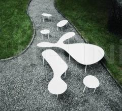 Итальянские столики - Кофейный столик Rabbit & the Tortoise Collection фабрика Living Divani