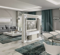Стойка под TV REVOLVING HOME CINEMA DESIRE фабрика Vismara Design
