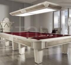 Итальянские бильярдные, игровые столы - Бильярдный стол RUSSIAN POOL TABLE DESIRE фабрика Vismara Design