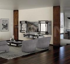 Итальянские игровая комната - Киевница SQUARED CUE RACK DESIRE фабрика Vismara Design