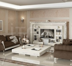 Стойка под TV THE WALL HOME CINEMA BAROQUE фабрика Vismara Design