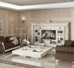 Журнальный столик 4 WINDOWS-COFFEE BAROQUE фабрика Vismara Design