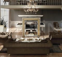 Журнальный столик 3 WINDOWS-COFFEE BAROQUE фабрика Vismara Design