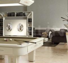 Итальянские бильярдные, игровые столы - Бильярдный стол RUSSIAN POOL TABLE CLASSIC фабрика Vismara Design