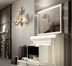 Тумба под TV TV LIFT & FIRE 158 CLASSIC фабрика Vismara Design