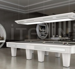 Итальянские игровая комната - Бильярдный стол RUSSIAN POOL TABLE ART DECO фабрика Vismara Design