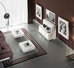 Журнальный столик 1 WINDOW-COFFEE TABLE PIRAMID фабрика Vismara Design