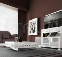 Книжный стеллаж FRAME 120 PIRAMID фабрика Vismara Design