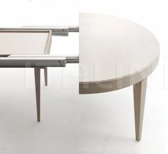 Круглый раздвижной стол EDO фабрика Bauline