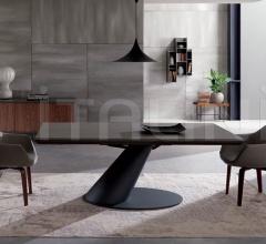 Раздвижной стол THOR фабрика Ozzio