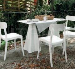 Итальянские столы - Стол Compass фабрика Domitalia