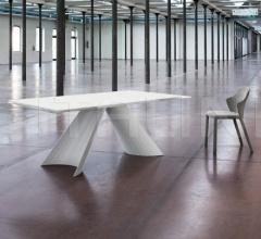 Раздвижной стол Tuile-A фабрика Domitalia