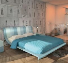 Кровать ZEFIRO фабрика Mazzali