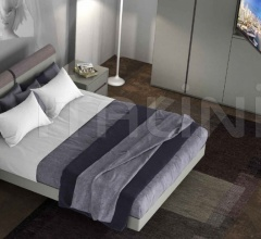 Кровать SINTESI фабрика Mazzali