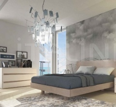 Кровать SIPARIO фабрика Mazzali