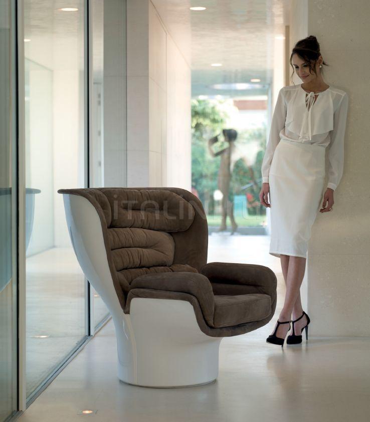 Кресло X105 Elda Longhi