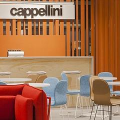 Cappellini на выставке Orgatec 2016 - Итальянская мебель