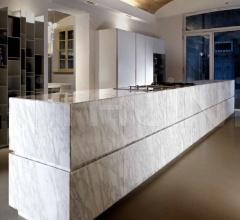 Кухня MONOLITH фабрика Matteo Gennari