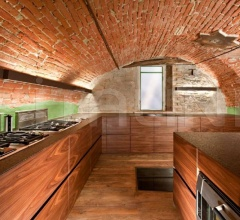 Кухня Langhe фабрика Matteo Gennari