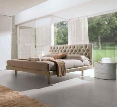 Кровать HAVANA фабрика La Falegnami