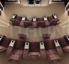 Кресло SINGLE RECLINER фабрика Vismara Design