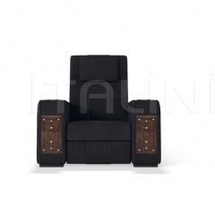 Итальянские кресла для домашнего кинотеатра - Кресло COMFORT фабрика Vismara Design