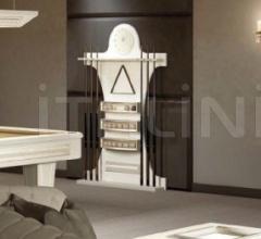 Итальянские игровая комната - Киевница RUSSIAN CUE RACK CLASSSIC фабрика Vismara Design