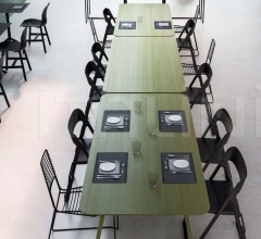 Стол обеденный PONTOON фабрика Casamania