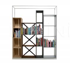 Книжный стеллаж INDUSTRY фабрика Casamania