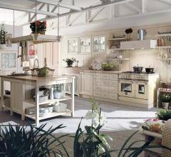 Кухня Canapa Talcato фабрика Callesella