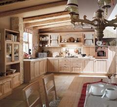 Кухня Fieno Talcato фабрика Callesella