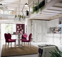 Кухня Neve e Ciclamino фабрика Callesella