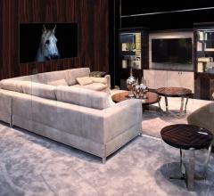 Трехместный диван OYSTER - 3P фабрика Capital Decor