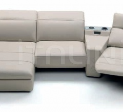 Модульный диван GLICINE фабрика IDP