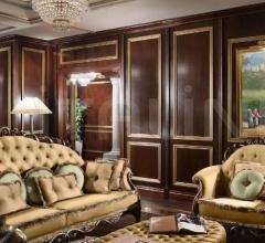 Трехместный диван 3240 DIV фабрика Savio Firmino
