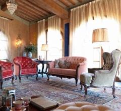 Двухместный диван 3380 DIV фабрика Savio Firmino