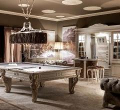 Итальянские игровая комната - Бильярдный стол 3340 BIL фабрика Savio Firmino